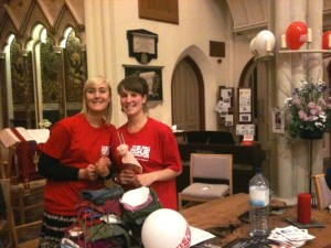 Bath knitathon