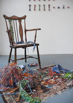 knitting chair
